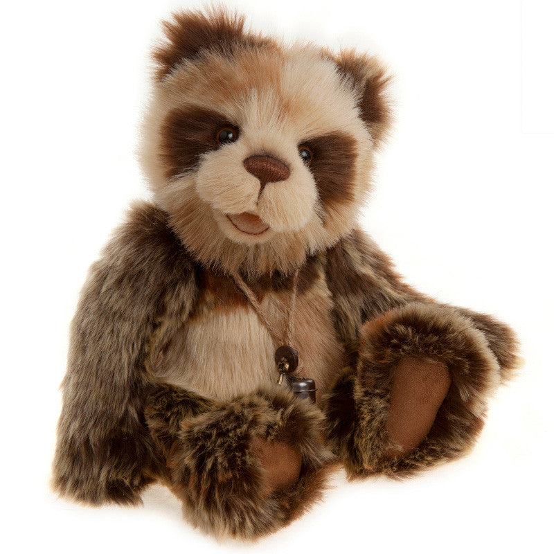 Woody Bear - Charlie Bears 10th Anniversary Teddy Bear