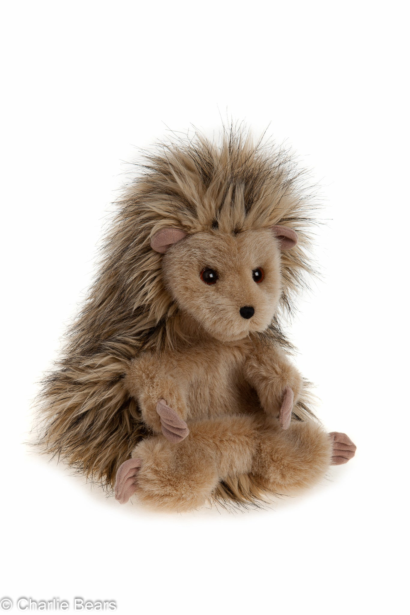 Huffle Hedgehog Puppet by Charlie Bears