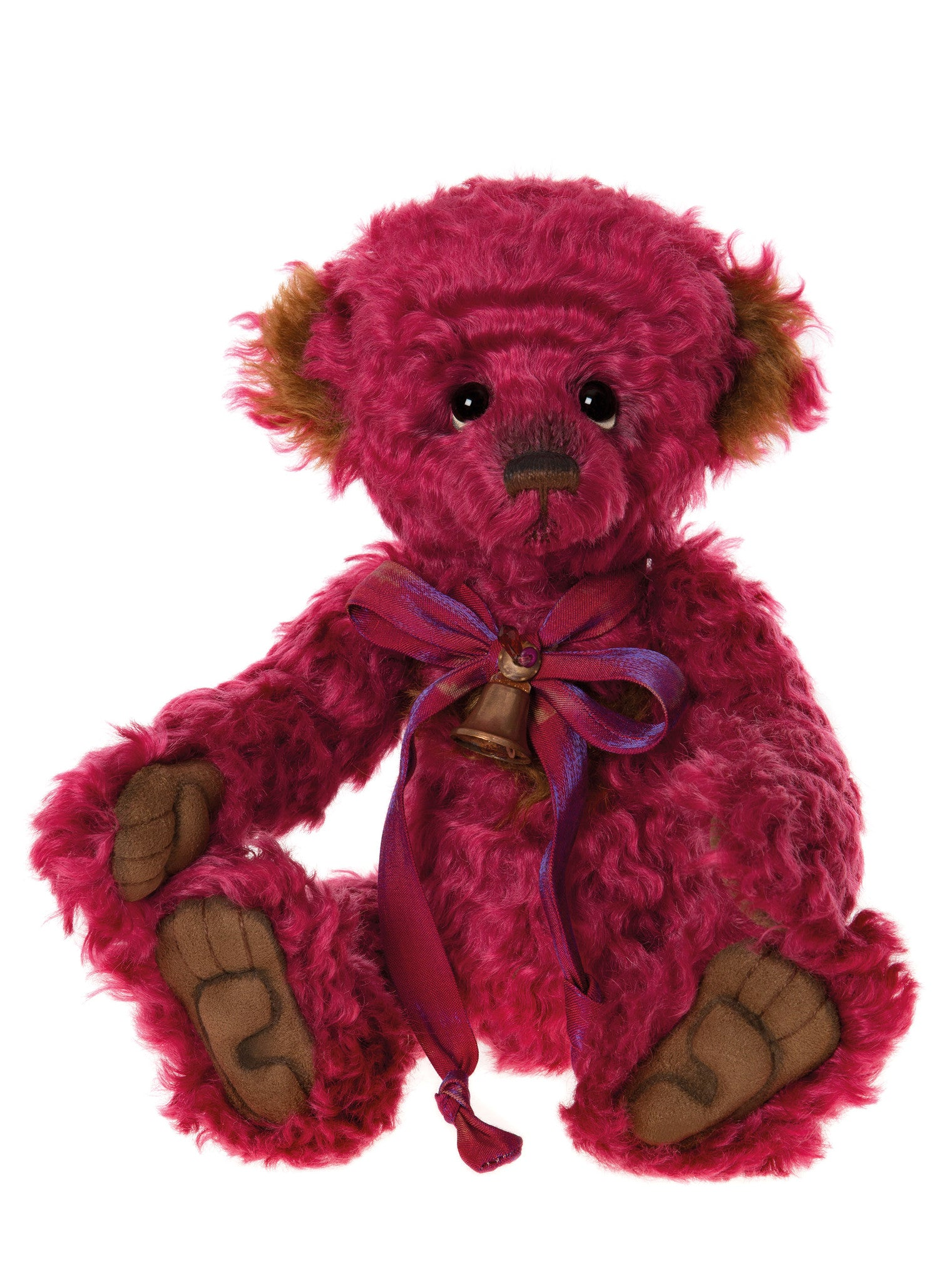 Charlie Bears Pernickety Mohair Teddy Bear
