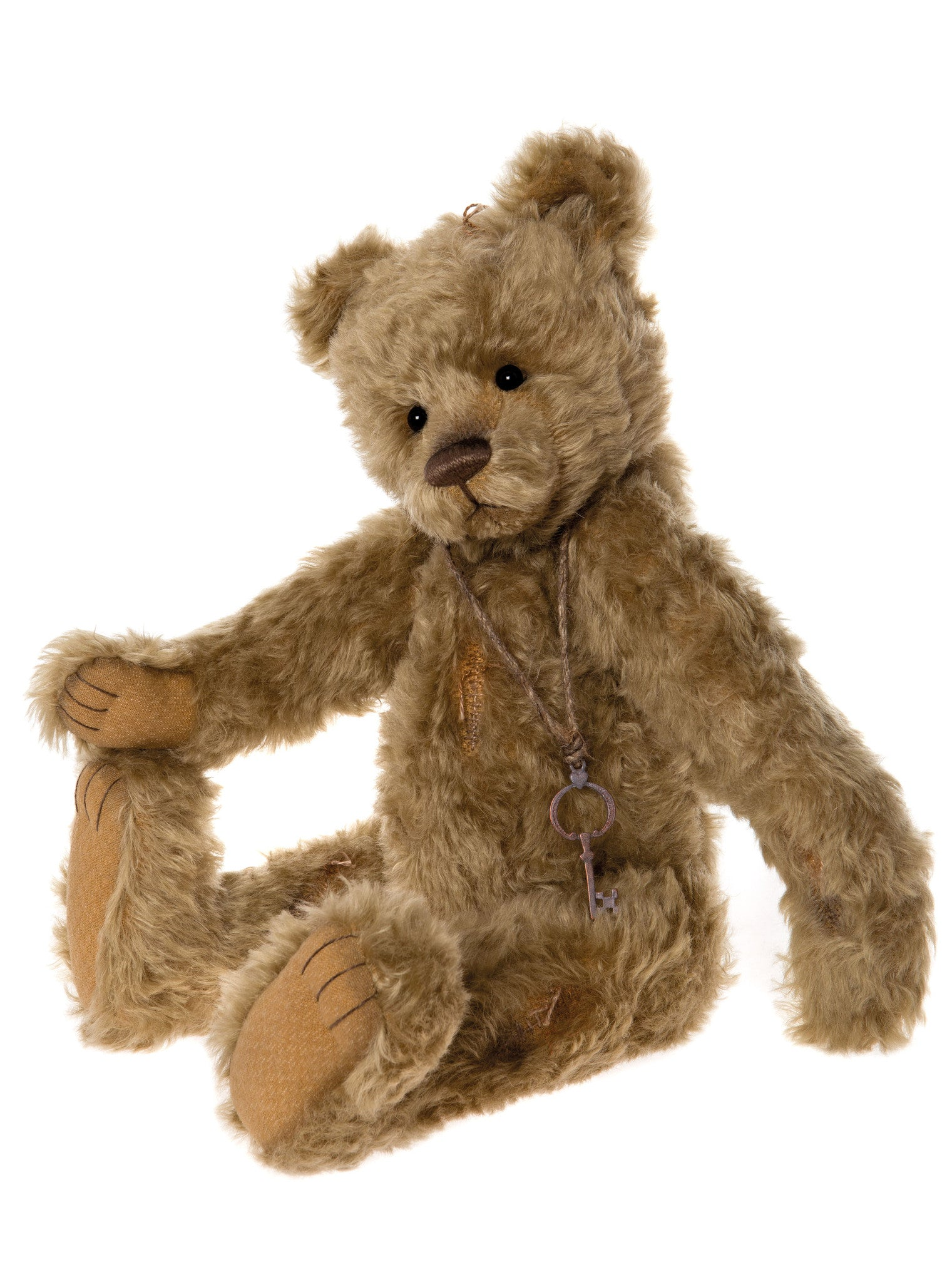 Charlie Bears Dusty Paws Teddy Bear