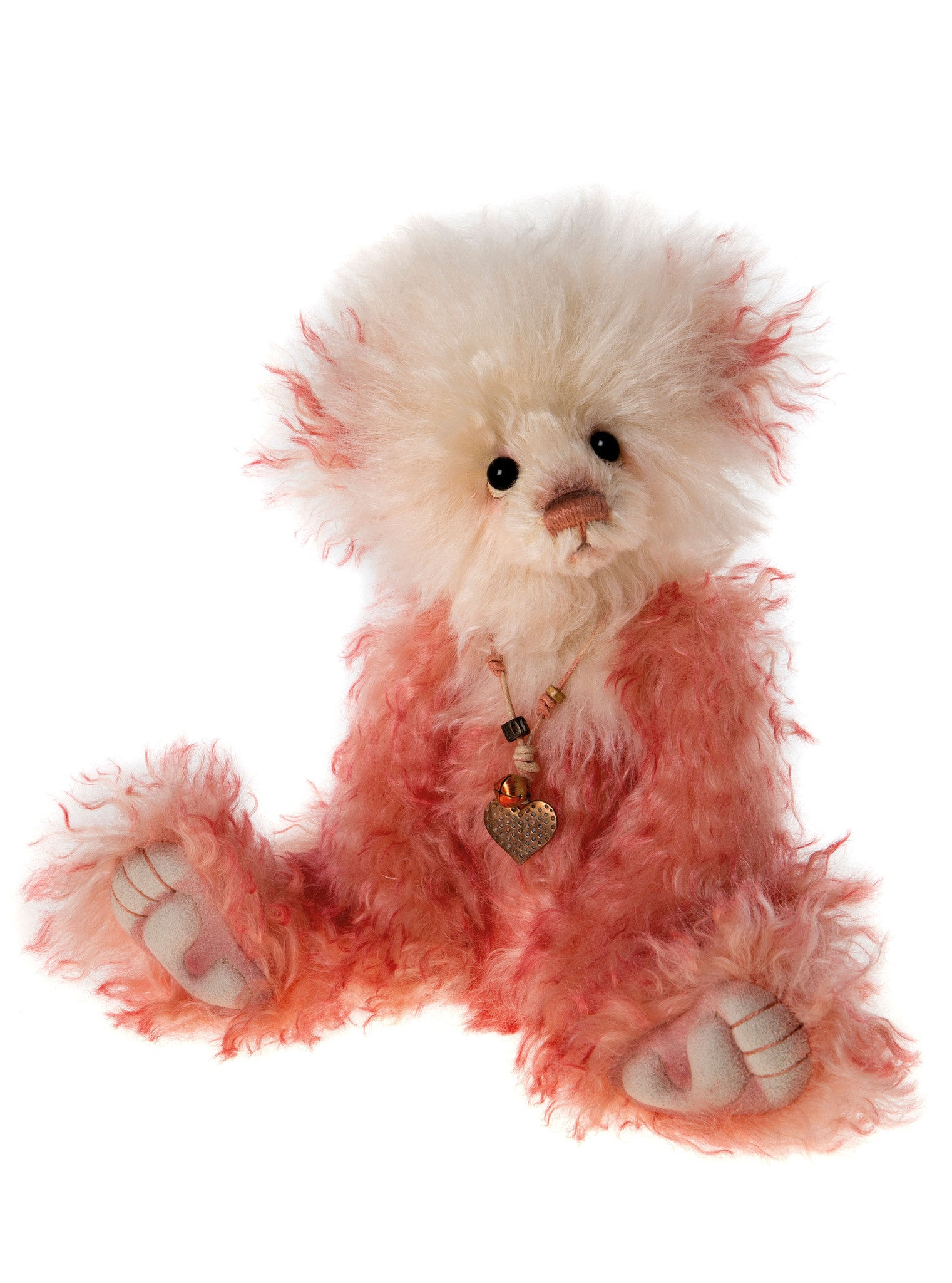 Charlie Bears Fairy Wishes Mohair Bear