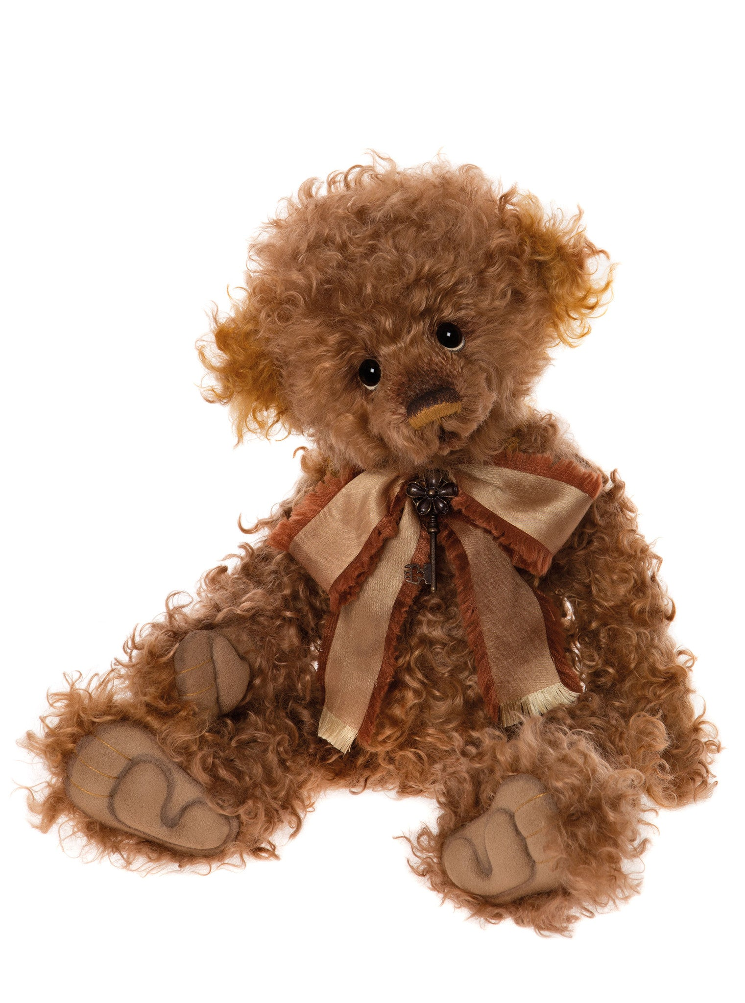 Charlie Bears Prince Teddy Bear - Isabelle Collection