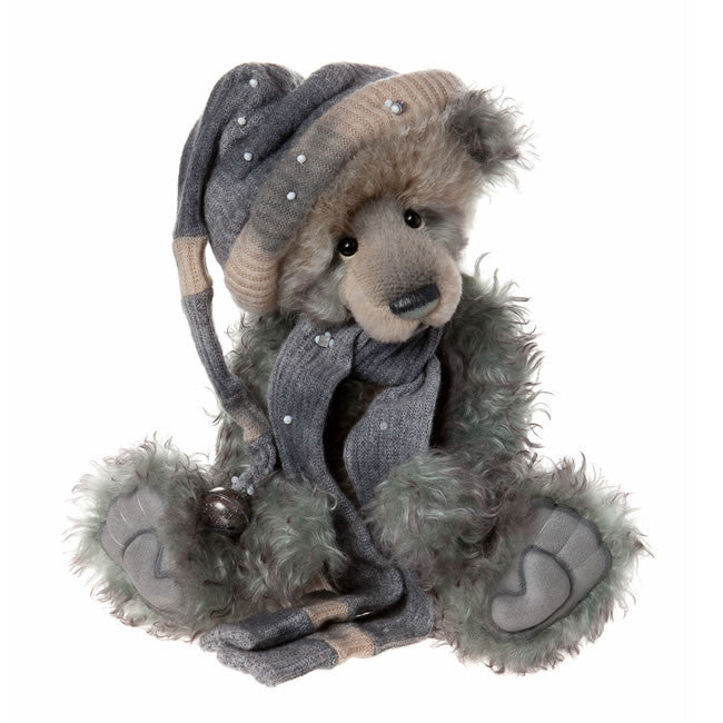 Charlie Bears Frost Isabelle Collection Teddy Bear