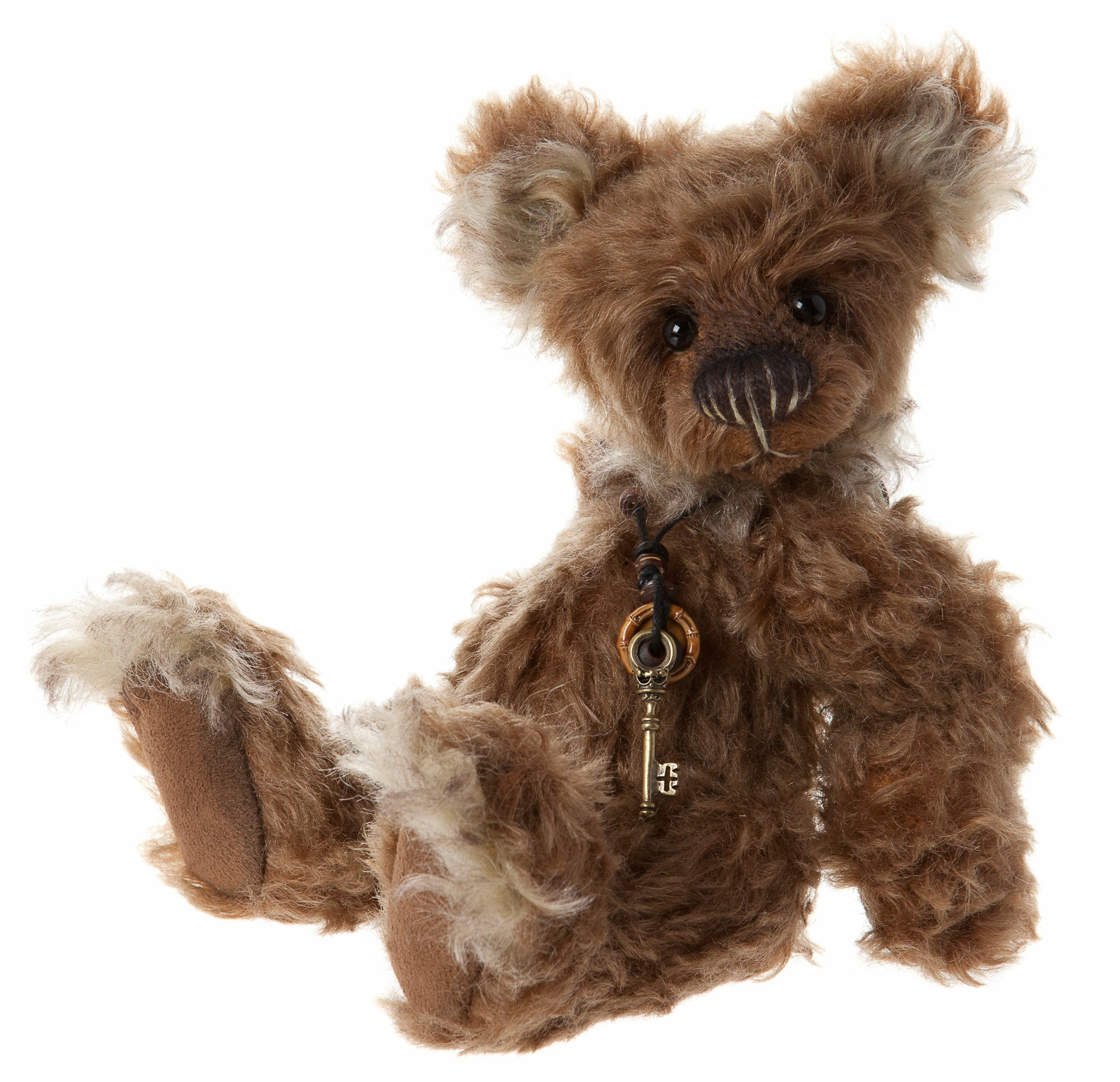 Charlie Bears Flummadiddle Bear - Mohair Teddy