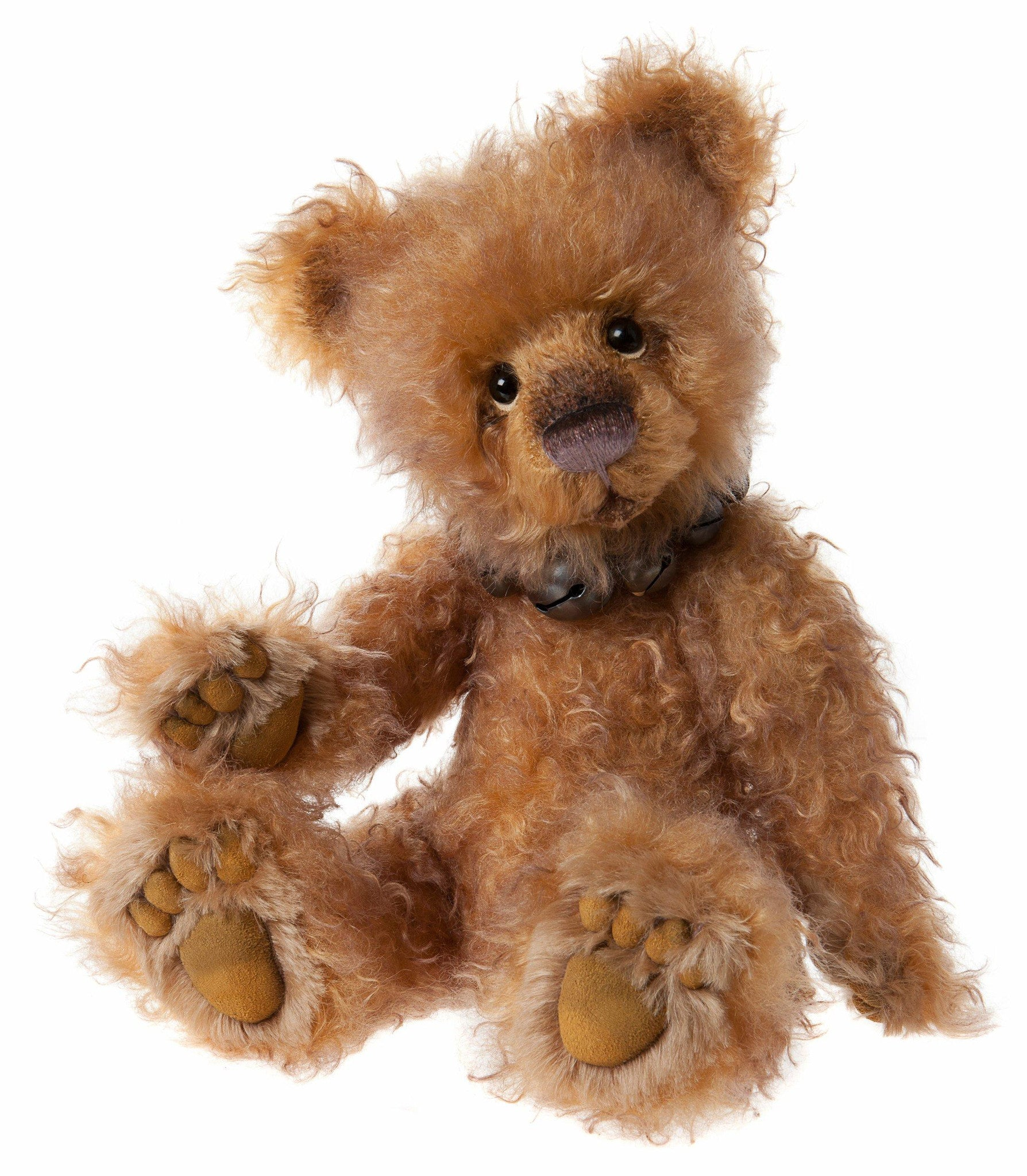 Charlie Bears Kerfuffel Isabelle Collection Mohair Teddy Bear