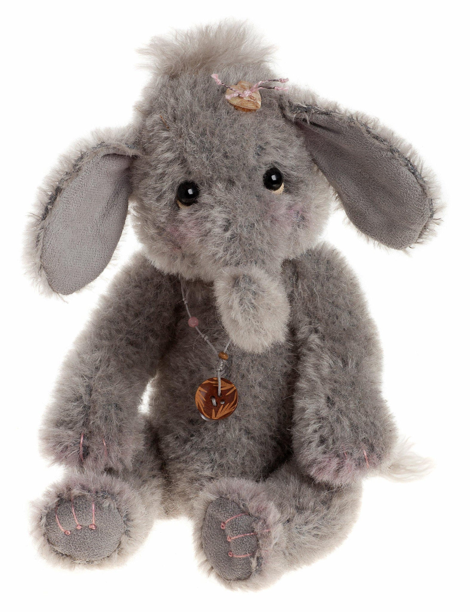 Charlie Bears Trumpette Elephant Isabelle Collection