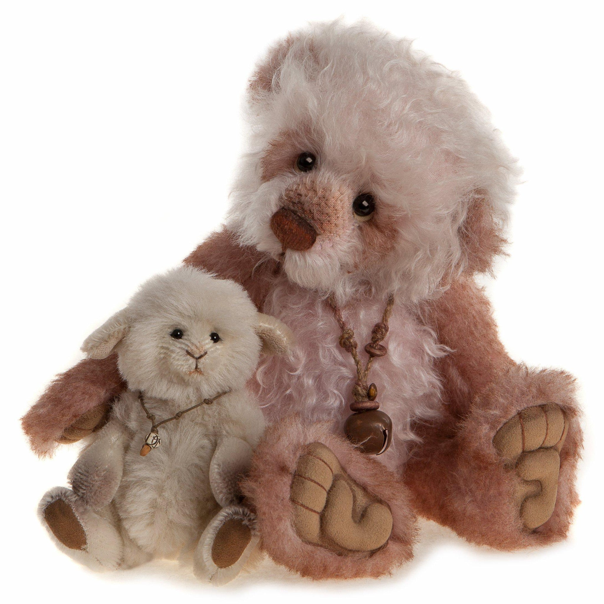 Rosemary & Thyme Charlie Bears Isabelle Collection