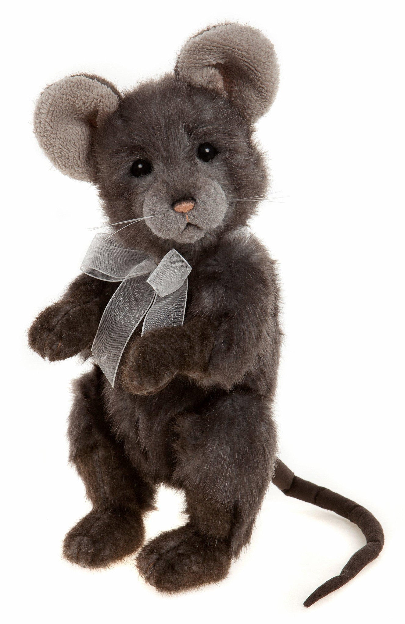 Templeton Rat Stuffed Animal - Charlie Bears Mouse