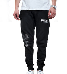 Purpose Fleece Joggers in Black