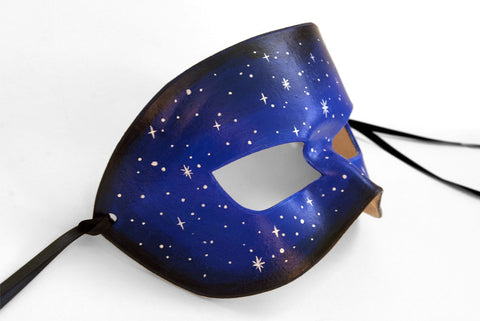 Starry Night Sky Mask