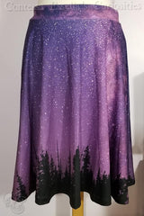 Night Sky Flare Skirt