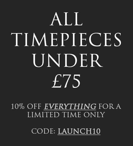 timepieces on sale