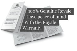 Royale Timepieces Wrist Watch Warranty
