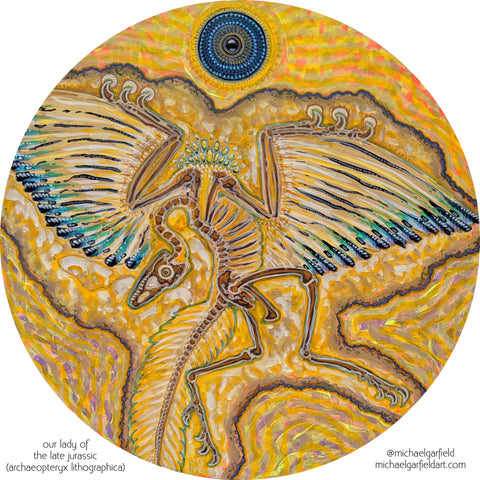 Our Lady of the Late Jurassic – Archaeopteryx lithographica