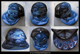 - One-Of-A-Kind Custom Painted Hats, clothing - Michael Garfield Visionary Art (michaelgarfieldart.com)