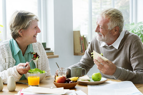 A Guide to Healthy Eating for Seniors