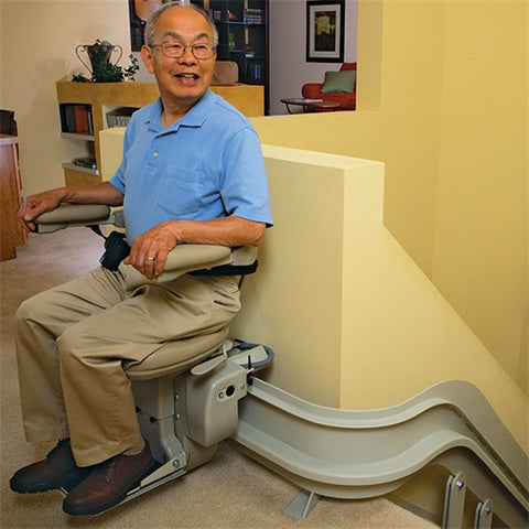 Restore Access: Stair Lift Installation