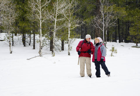 Don't Let Cold Weather Impede Your Mobility This Winter