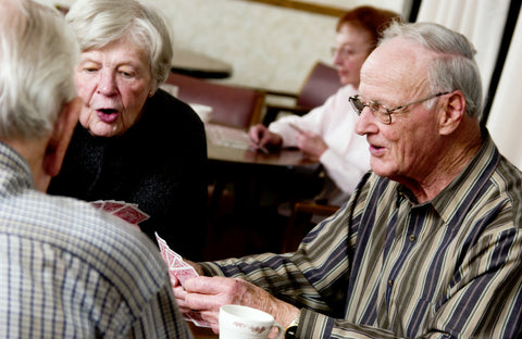 Staying Social for Seniors