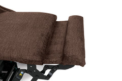 Pride Infinity VivaLift Power Lift Recliner Footrest close up
