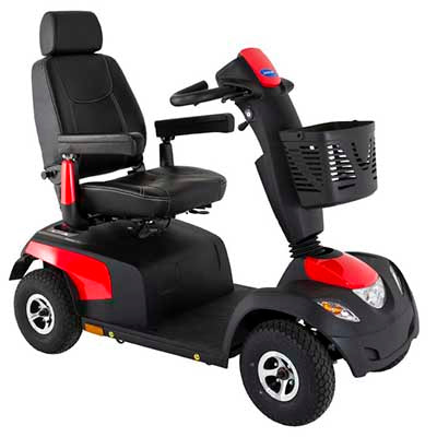Invacare Scooter - Comet Pro 4 Wheel