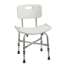 Deluxe Bariatric Shower Chair with back