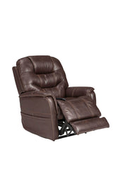 Pride Elegance VivaLift Power Lift Recliner Mushroom