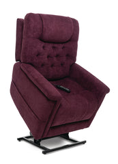 Pride Legacy Power Lift Recliner in Up Position