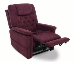 Pride Legacy VivaLift Power Lift Recliner Footrest Up