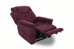 Pride Legacy VivaLift Recliner in reading position