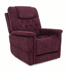 Pride Legacy VivaLift Power Lift Recliner in sitting position