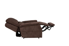 Pride Metro Power Lift Recliner in Flat position