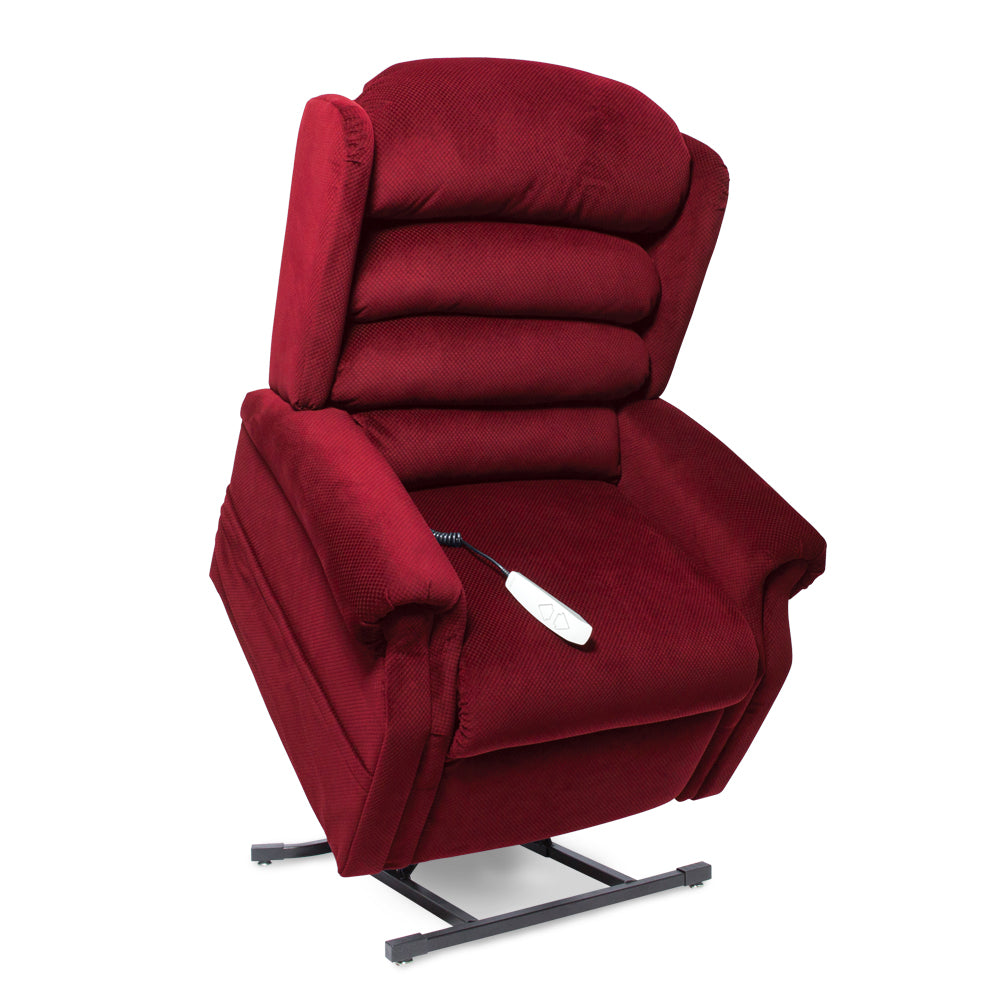NM-435 Burgundy Pride Liftchair