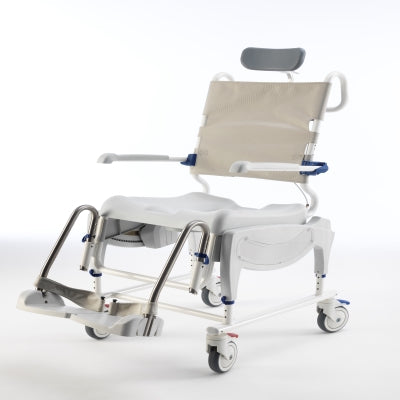Invacare Aquatec Ocean Ergo VIP Tilt Shower Commode Chair