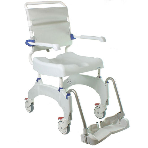 Invacare Aquatec Ocean Ergo Shower Commode Chair