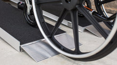EZ-Access Singlefold AS Portable Suitcase  Ramps - MEDability