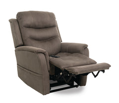 Pride Sierra VivaLift Power Lift Recliner Mossy Reading position