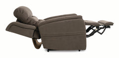 Pride Sierra VivaLift Power Lift Recliner Mossy Power Pillow up