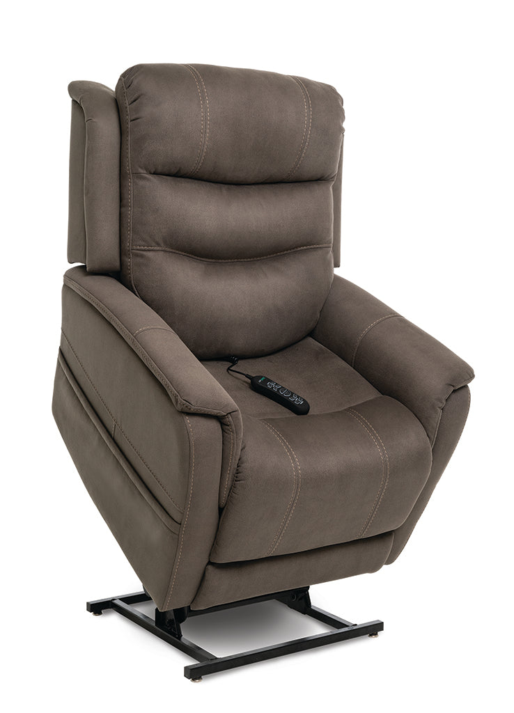 Pide Sierra VivaLift Power Lift Recliner Lift Position Mossy