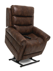 Pride Tranquil VivaLift Power Lift Recliner Brown Lift Position