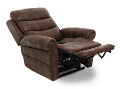 Pride Tranquil VivaLift Power Lift Recliner reading position