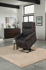 Pride Urbana VivaLift Power Lift Recliner in room