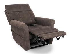 Pride Urbana VivaLift Power Lift Recliner reading position