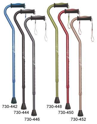 AMG Airgo Aluminum Cane - MEDability Healthcare Solutions