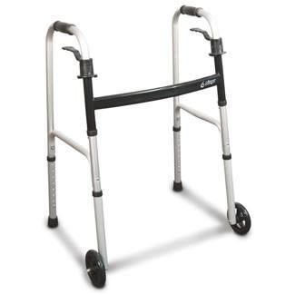 AMG AIRGO Folding Walker Small Adult - MEDability Healthcare Solutions