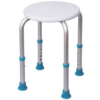 AMG Aquasense Adjustable Bath Stool