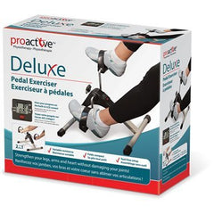 AMG Deluxe Pedal Exerciser with Digital Display - ProActive - MEDability Healthcare Solutions