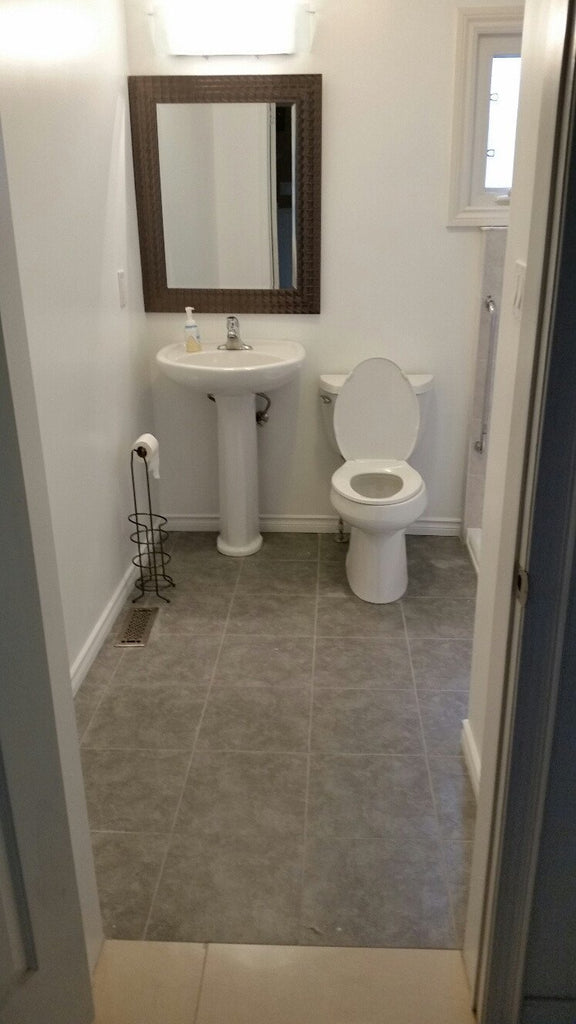 Barrier Free Bathroom Modification - MEDability Healthcare Solutions  - 1