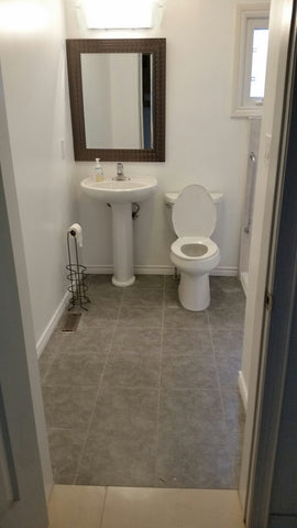 Barrier Free Bathroom Modification