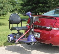 Bruno ASL-225 Vehicle Lift - MEDability Healthcare Solutions